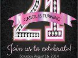 21st Birthday Invitations for Girls 21st Birthday Invitations Pink Diamond 21st Birthday