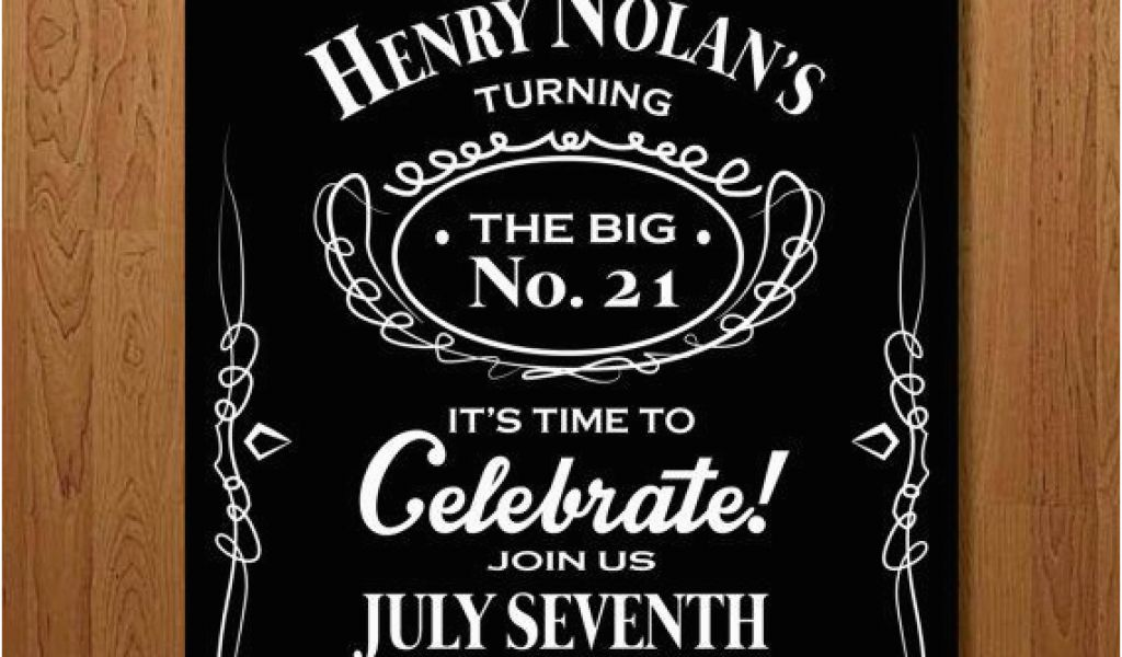 Download By SizeHandphone Tablet Desktop Original Size Back To 21st Birthday Invitations For Guys