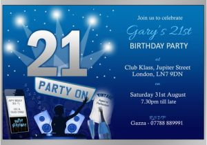 21st Birthday Invitations Male For Guys Lijicinu 1bb9a3f9eba6