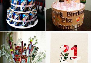 21st Birthday Party Decorations For Him Flower Vase By Girls Gone Food