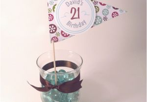 21st Birthday Table Decorations Ideas A Dinner With Family That 39 S Not Too