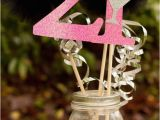 21st Birthday Table Decorations 25 Best Ideas About 21st Party Decorations On Pinterest