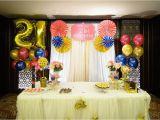 21st Birthday Table Decorations Nivedha 39 S 21st Birthday Party Shilton Tan Photography