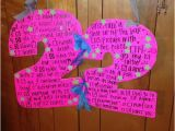 22nd Birthday Gift Ideas for Her 22nd Birthday Sign Things to Do On Your Birthday What