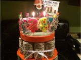 22nd Birthday Gifts for Him My 21st Quot Birthday Cake Quot for Him Craft Ideas