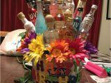 23 Birthday Gifts for Her Maria 39 S 23rd Birthday Shot Gift Basket Shot Bottle Gift