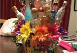 23rd Birthday Gifts for Him Maria 39 S 23rd Birthday Shot Gift Basket Shot Bottle Gift