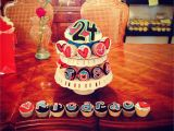 24th Birthday Gifts for Her Giant Chocolate Cupcake and Cupcakes I Made for My