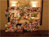 25th Birthday Gifts for Her A 25 Picture Collage for the Boyfriends 25th Birthday My