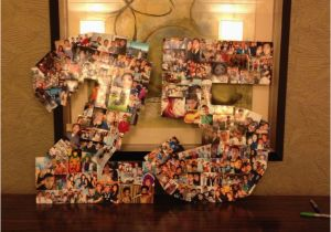 25th Birthday Gifts for Him A 25 Picture Collage for the Boyfriends 25th Birthday My