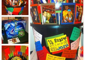 25th Birthday Gifts for Him Made This for My Boyfriends 25th Birthday I Bought the