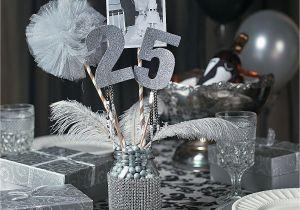 25th Birthday Party Decorations Birthday Party Ideas 25th Birthday
