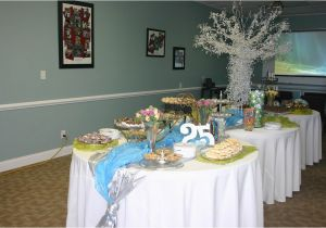 25th Birthday Party Decorations Wedding Anniversary Ideas