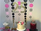 25th Birthday Party Decorations Birthday Party Ideas 25th Birthday Parties Birthday