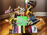 25th Birthday Presents for Him Quot 25 Gifts Quot Gift Basket I Made for Kyle 39 S 25th Birthday