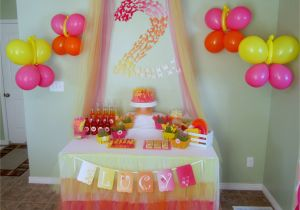 2nd Birthday Decorations At Home Butterfly Themed Party Events To