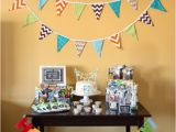2nd Birthday Decorations at Home Kara 39 S Party Ideas Alphabet Abc themed 2nd Birthday Party