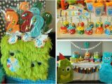 2nd Birthday Decorations for Boy 34 Monster Birthday Party Ideas Spaceships and Laser Beams