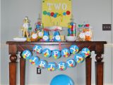 2nd Birthday Decorations for Boy Kara 39 S Party Ideas Ball toy Circle themed Boy 2nd Birthday
