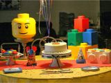 2nd Birthday Decorations for Boy Life as A Frazier Gavin 39 S Lego Birthday Party