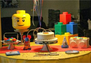 2nd Birthday Decorations For Boy Life As A Frazier Gavin 39 S Lego Party