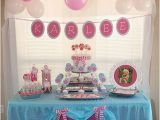 2nd Birthday Decorations for Girl Flower 2nd Birthday Party Oh My Creative