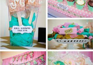 2nd Birthday Decorations Girl Kara 39 S Party Ideas Carousel Cupcake Themed
