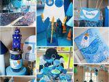 2nd Birthday Party Decorations Boy Kara 39 S Party Ideas Rockets Robots Space Future Boy