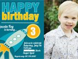 3 Year Old Birthday Party Invitation Wording Invitations 8 Boy