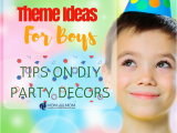 3 Year Old Boy Birthday Party Invitations My top 3 Birthday Party theme Ideas for Boys