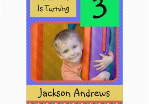 3 Year Old Boy Birthday Party Invitations Tennis Invitations Announcements Zazzle Uk