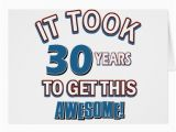 30 Year Old Birthday Cards 30 Year Old Birthday Designs Greeting Cards Zazzle