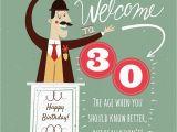30 Year Old Birthday Cards Happy 30th Birthday