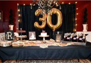 30 Year Old Birthday Party Decorations 21 Awesome 30th Ideas For Men Shelterness