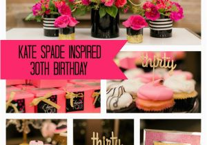 30 Year Old Birthday Party Decorations Celebrate In Style With These 50 Diy 30th Ideas