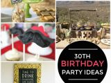30th Birthday Activity Ideas for Him 28 Amazing 30th Birthday Party Ideas Also 20th 40th