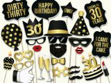30th Birthday Decorations Black and White 30th Birthday Party Ideas to Plan A Memorable One