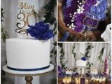 30th Birthday Decorations for Her Kara 39 S Party Ideas Rustic Glam 30th Birthday Party Dessert