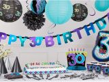 30th Birthday Decorations for Her the Party Continues 30th Birthday Party Supplies Party City