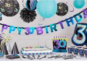 30th Birthday Decorations For Her 7 Clever Themes For A Smashing