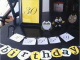 30th Birthday Experience Ideas for Him Homemade 30th Birthday Decorations 30th Birthday