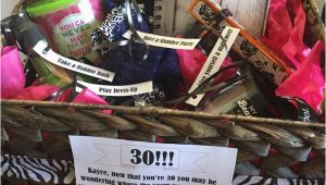 30th Birthday Gift Baskets for Her Best 25 30th Birthday Gifts Ideas On Pinterest 30