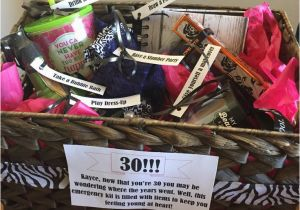 30th Birthday Gift Baskets For Her Best 25 Gifts Ideas On Pinterest 30