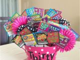 30th Birthday Gifts for Her Ideas 17 Best Images About Lottery Ticket Bouquets On Pinterest