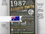 30th Birthday Gifts for Him Australia Golf Invitation 30th Birthday Invitation Male Birthday