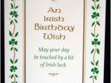 30th Birthday Gifts for Him Ireland Irish Happy Birthday Quotes Quotesgram