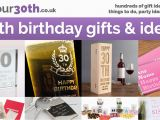 30th Birthday Ideas for Him Uk 30th Birthday Gifts Ideas 30th Parties Presents
