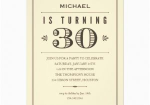 30th Birthday Invitation Sayings Quotes For Invitations Quotesgram