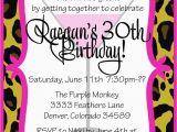 30th Birthday Invitation Sayings Birthday Party Free Birthday Invitation Templates for