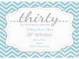 30th Birthday Invitation Sayings Free Printable 30th Birthday Party Invitations New Party